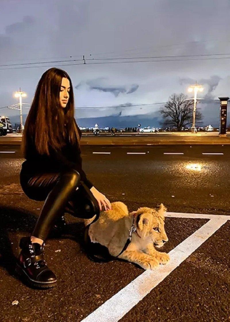 МВД заинтересовалось фотосессией московской мажорки