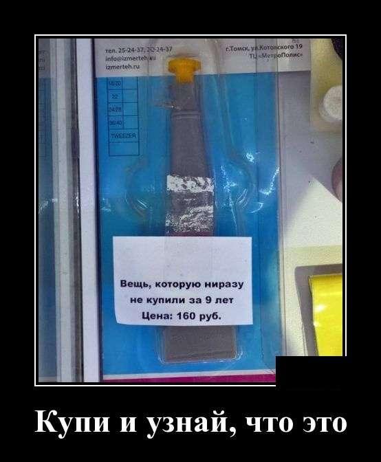 Демотиваторы N2006 (30 фото)