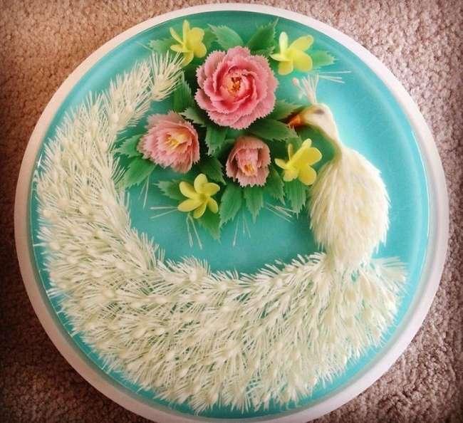 Трехмерные торты из желе, которые жалко есть (21 фото)