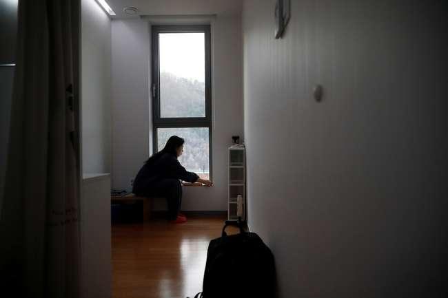 Корейские офисные работники платят $90 за одиночные камеры, чтобы просто отдохнуть