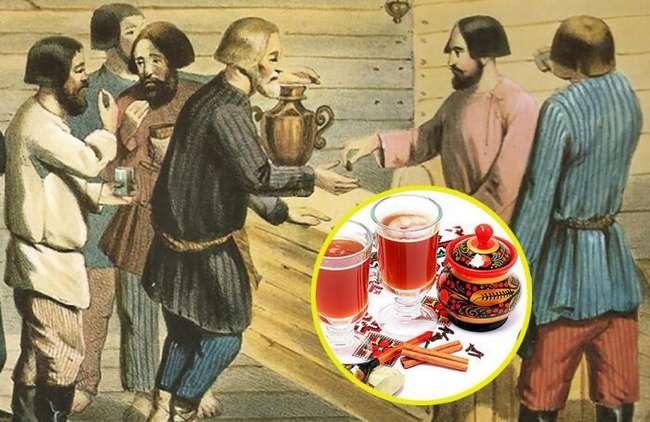 Сбитень: напиток наших предков