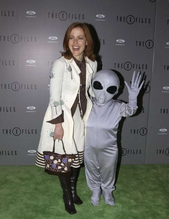 Интересное о Джиллиан Андерсон — бунтарка и инопланетяне