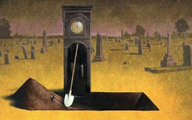 Интересная история : Смерть