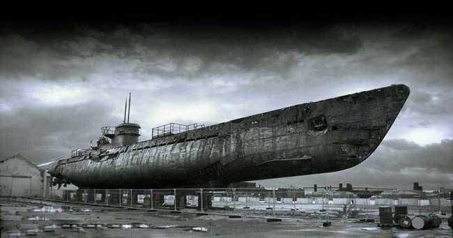 Невидимая угроза: 5 лучших подводных лодок Второй мировой войны (6 фото)