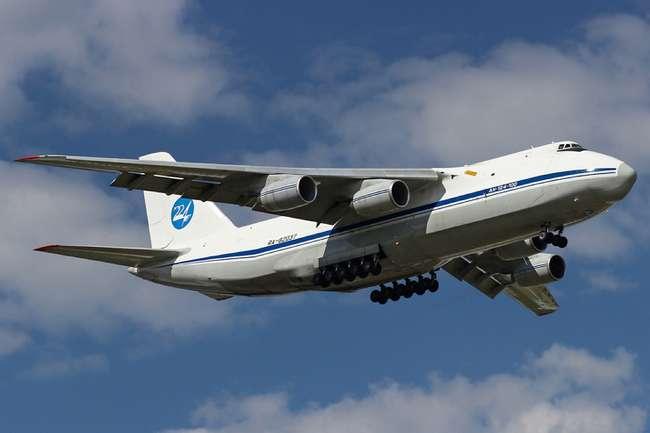 Закончилась история Ан-124 «Руслан» (5 фото)