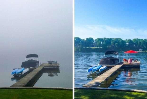 15 интересных фото «до и после», которые могут здорово удивить