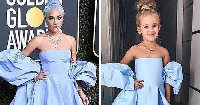 Мама и дочь воссоздают наряды знаменитостей из доступных материалов