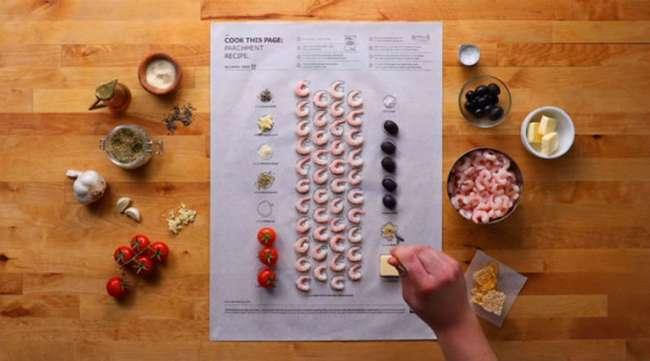 IKEA выпустила постеры с инструкцией, как готовить, и это гениально (15 фото,видео)