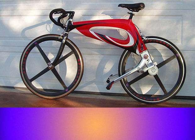 Американцы представили проект серийного велосипеда с рычажной передачей (фото + видео)