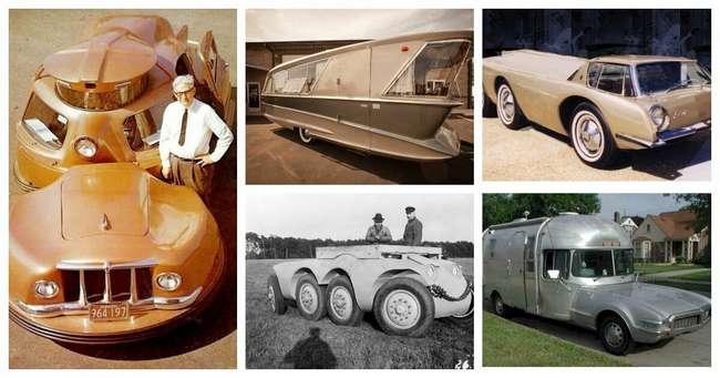 20 автомонстров из прошлого, которые заставят вас воскликнуть — что это такое?