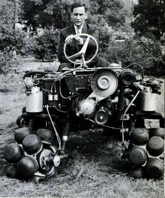 20 автомонстров из прошлого, которые заставят вас воскликнуть - что это такое?