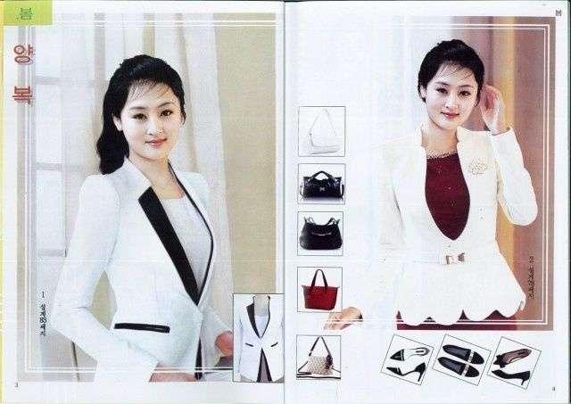 Какую одежду рекомендует девушкам правительство Северной Кореи (18 фото)