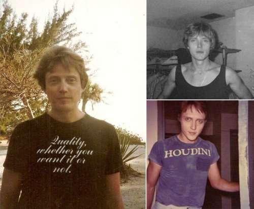 Фотографии со знаменитостями, которые вы ещё не видели (25 фото)