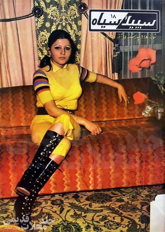 Свободный Иран. Как выглядели девушки без хиджаба