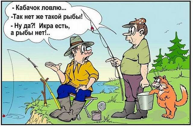 юморные картинки про рыбалку фото