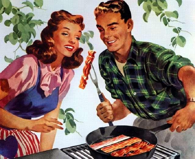 Американские картинки 50-х