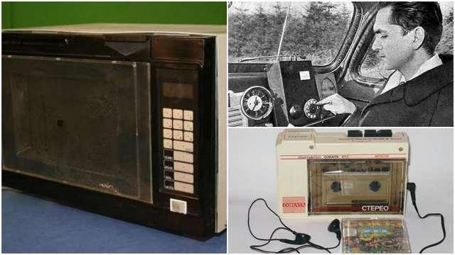 Привычные сегодня устройства и гаджеты во времена СССР