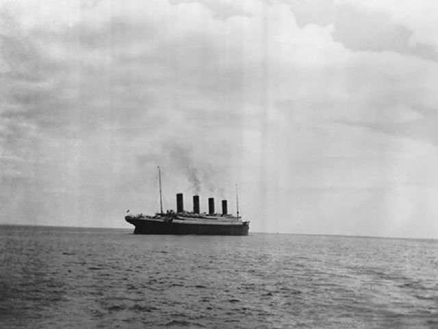 12 неизвестных фото с Титаника, которые вас удивят