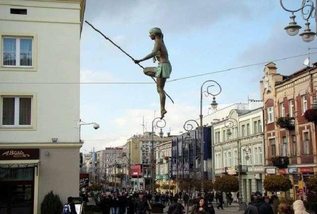 -Балансирующие скульптуры- Ежи Кедзера, бросающие вызов гравитации - загадка нашего времени