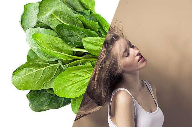 Полезные продукты для здоровья волос