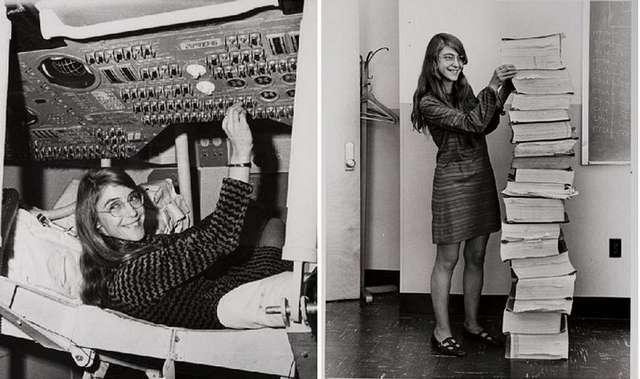 Маргарет Гамильтон: девушка, которая обеспечила полет на Луну