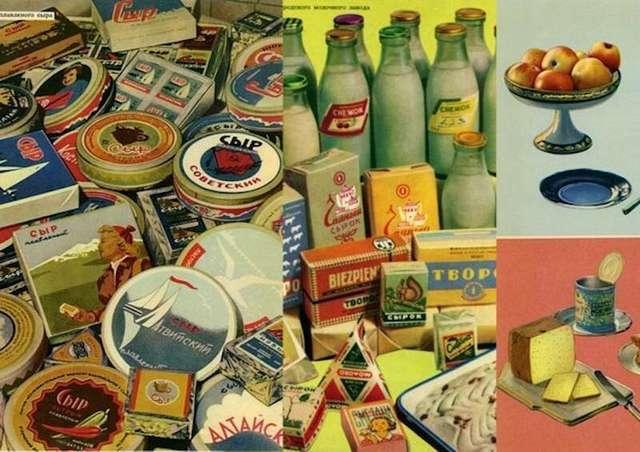 Факты о советских продуктах