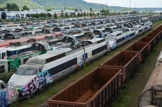 Романтика заброшенной железной дороги