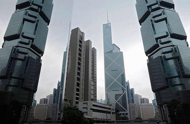 Китайская архитектура (48 фото)