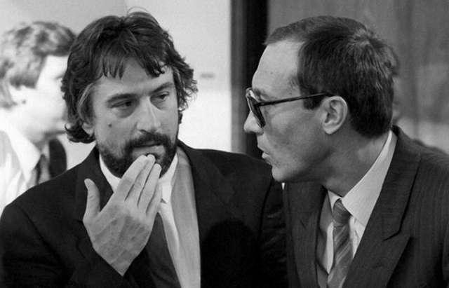 Как дружили Олег Янковский и Роберт де Ниро — звезды, разделенные «железным занавесом» (5 фото)