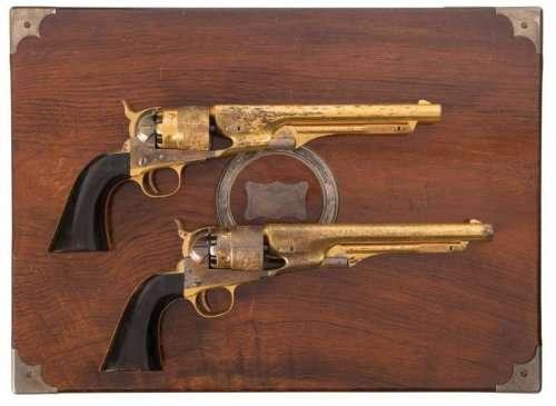 Револьвер Colt Army Model 1860 (7 фото)