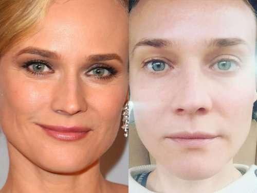 20 знаменитостей, показавших себя миру без макияжа
