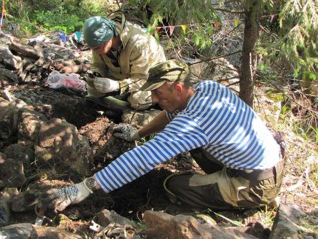Уральский поисковик возвращает из безызвестности солдат Великой Отечественной