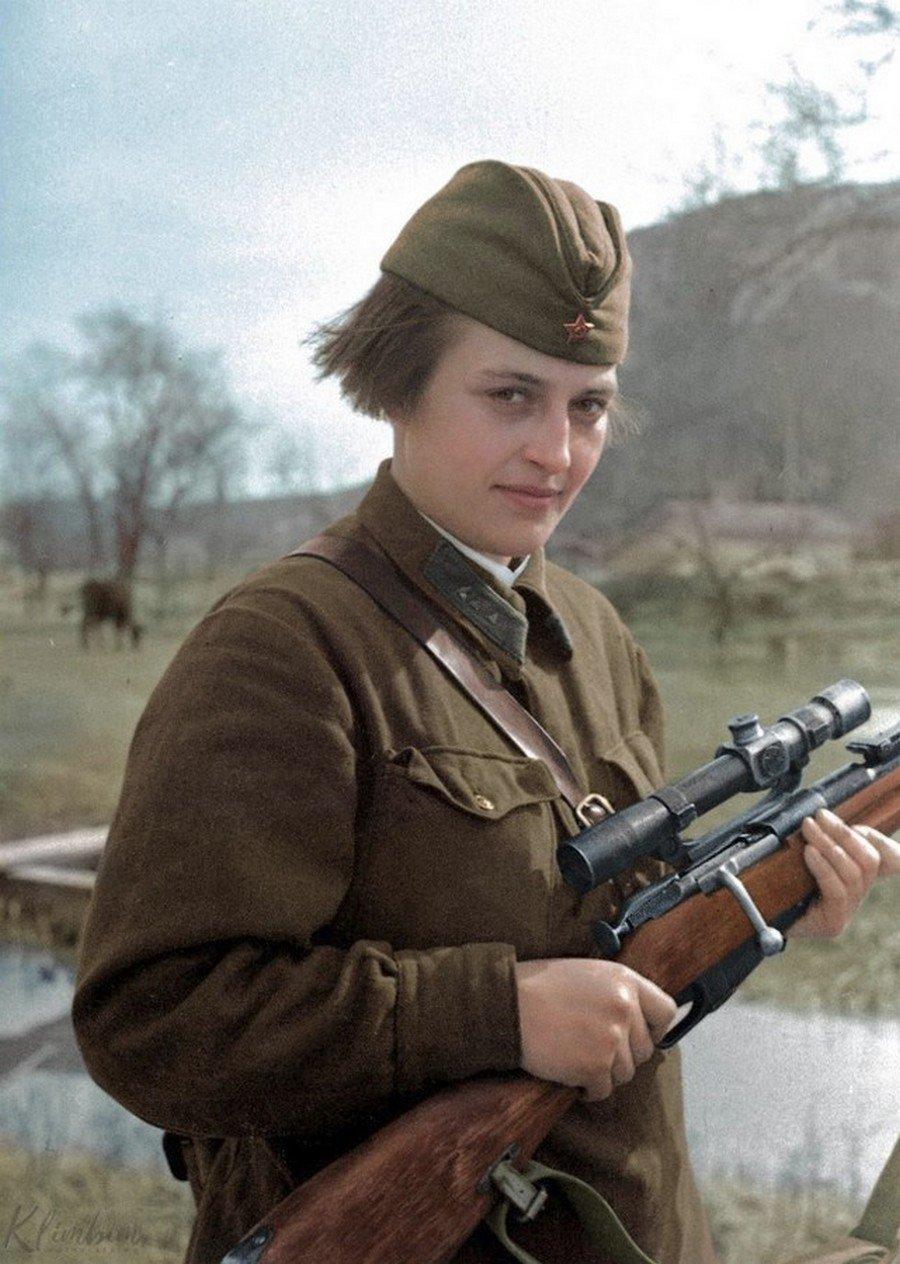 Ольга Ширнина и её уникальная техника восстановления фото