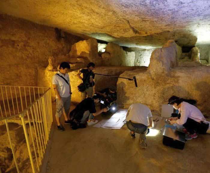 неймар что внутри пирамиды в египте фото завершении