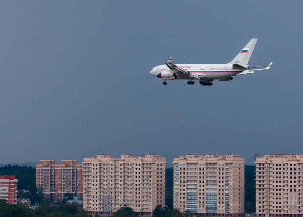В России разработали проект самолета для негабаритных грузов