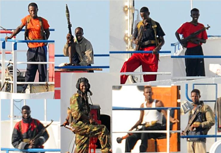 $150 млн. в год: какие доходы на самом деле имели сомалийские пираты