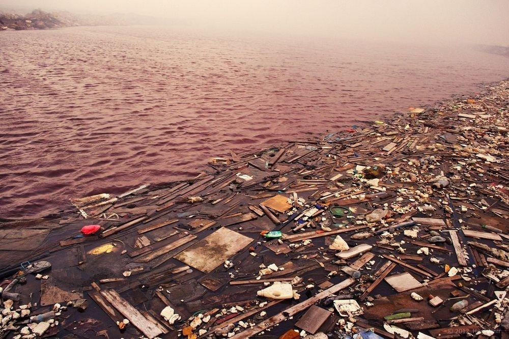 Не сказочное, не Бали: самый грязный остров на Мальдивах