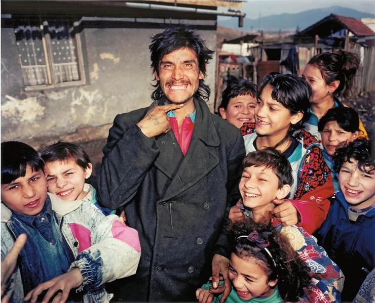 Забавные истории. Про цыган