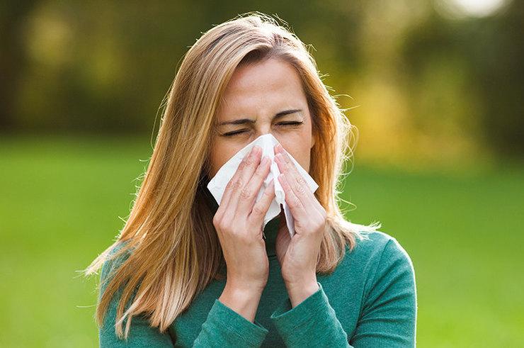 Способы борьбы с весенней аллергией