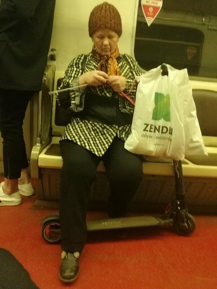 Осторожно, бабушки!(20 фото)