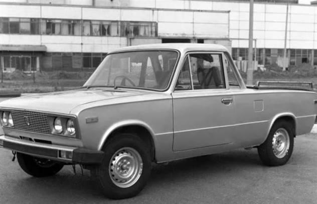 7 раритетных -Жигулей-, которые видел далеко не каждый советский гражданин ( 8 фото )