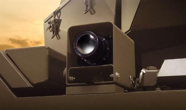 Новые камеры MVP смогут решить почти вековую проблему кругового обзора для экипажей танков ( 2 фото )