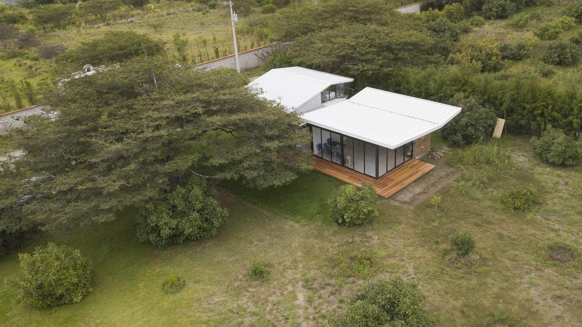 Уютный загородный дом в Эквадоре