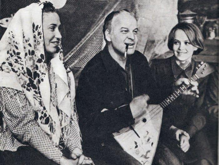 5 знаменитых актёров-фронтовиков, которые были тяжело ранены в годы ВОВ (16 фото)