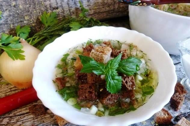 От березовой каши до жареных лебедей: странные деликатесы древнерусской кухни ( 6 фото )
