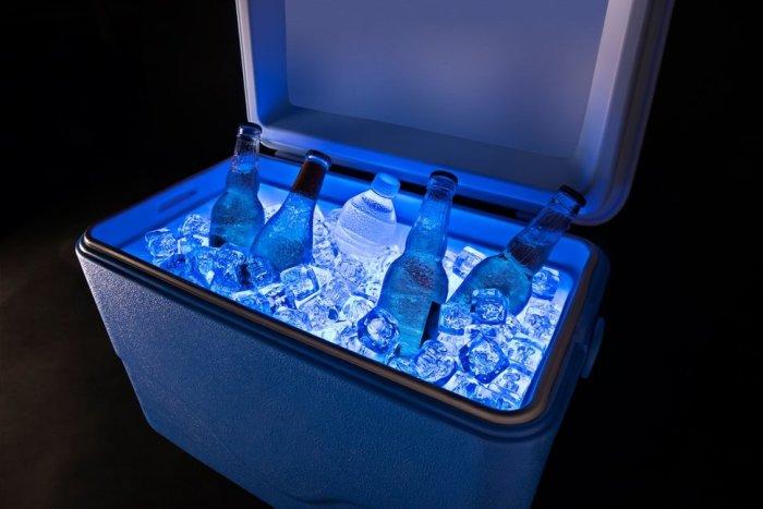 Простейший способ охлаждения напитков за несколько минут