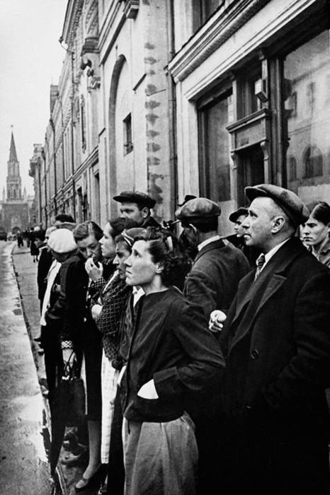 Уникальная коллекция фотографий, сделанных военкорами в первые месяцы Великой Отечественной войны