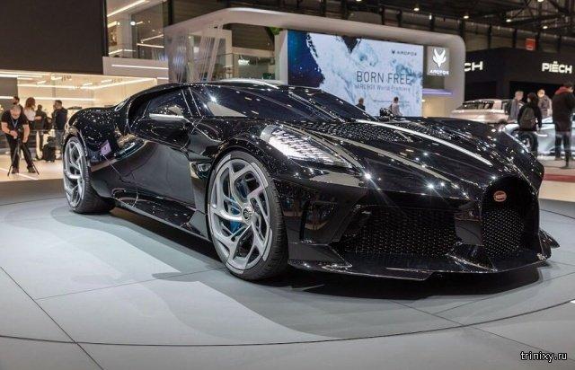 Роналду стал обладателем самого дорогого автомобиля в мире (8 фото)