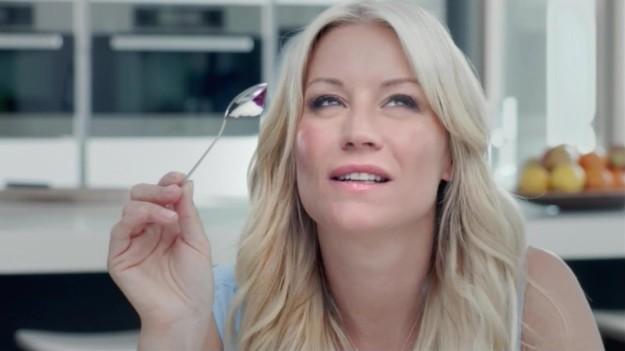 Странности в поведении рекламных героинь