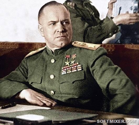 Как Жуков с Одесской преступностью боролся ( 6 фото )